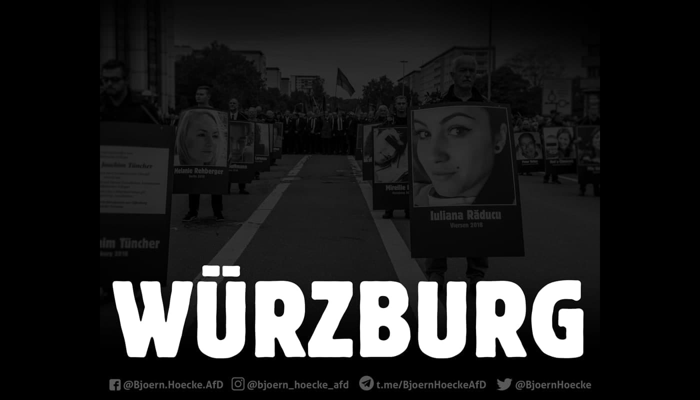 Angriff in Würzburg